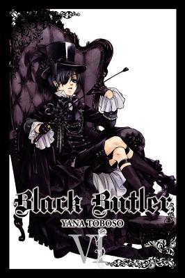 Black Butler, Vol. 6 Cover