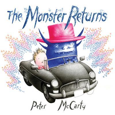 The Monster Returns Cover