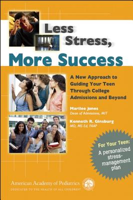Less Stress, More Success Cover