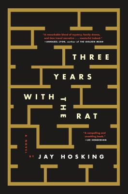 Three Years with the Rat: A Novel Cover Image