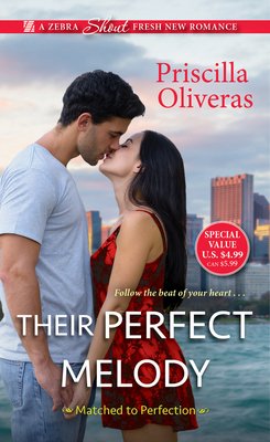 Their Perfect Melody (Matched to Perfection #3) Cover Image