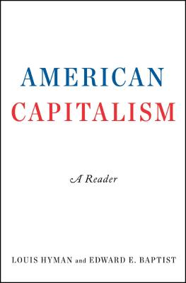 American Capitalism: A Reader Cover Image