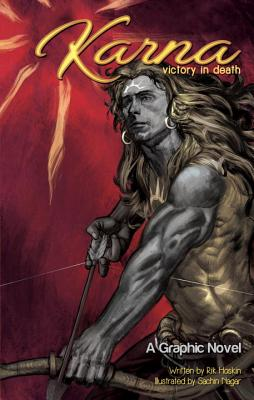 Karna: Victory in Death (Campfire Graphic Novels #14) Cover Image