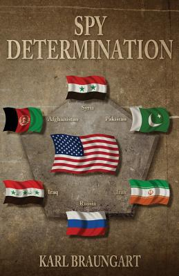 Spy Determination Cover