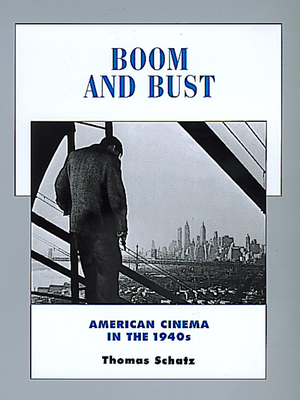 Cover for Boom and Bust