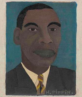 Horace Pippin, American Modern Cover Image