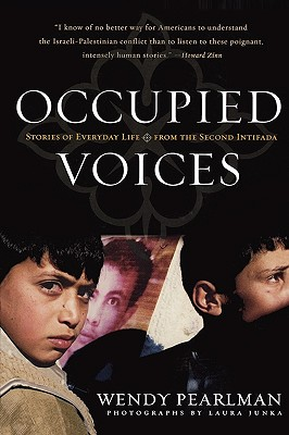 Cover for Occupied Voices
