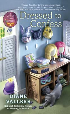 Dressed to Confess (A Costume Shop Mystery #3) Cover Image