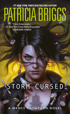 Storm Cursed (A Mercy Thompson Novel #11) Cover Image