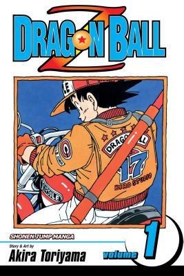 Dragon Ball Z, Vol. 01 cover image