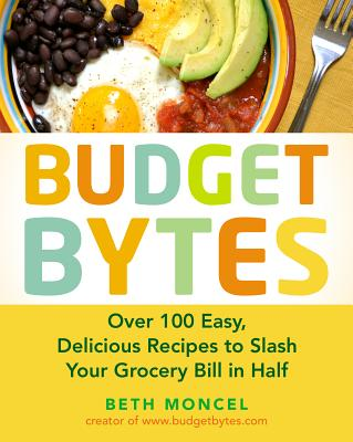 Cover for Budget Bytes