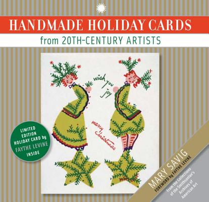 Handmade Holiday Cards from 20th-Century Artists Cover