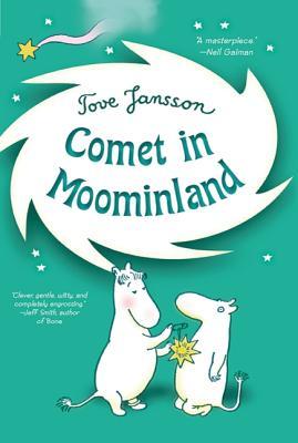 Comet in Moominland Cover Image