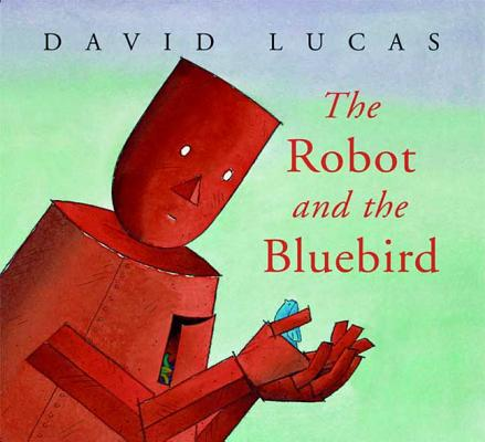 The Robot and the Bluebird Cover
