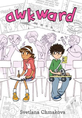 Awkward (Berrybrook Middle School #1) Cover Image