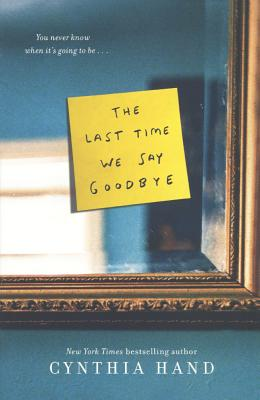 Last Time We Say Goodbye Cover Image
