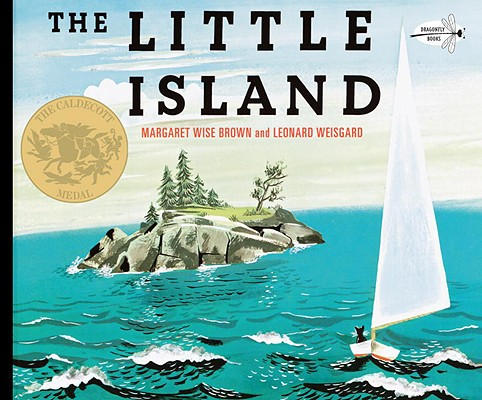 The Little Island: (Caldecott Medal Winner) Cover Image