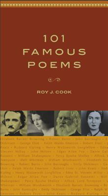 101 Famous Poems Cover Image