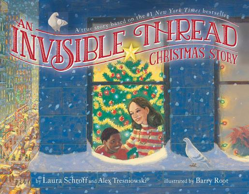 An Invisible Thread Christmas Story Cover