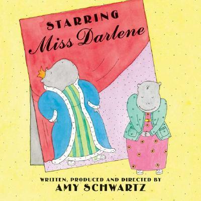 Starring Miss Darlene Cover