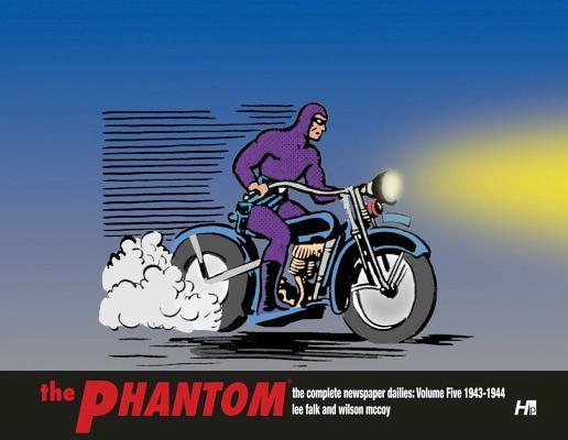 The Phantom Cover