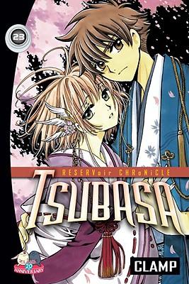 Tsubasa, Volume 23 Cover