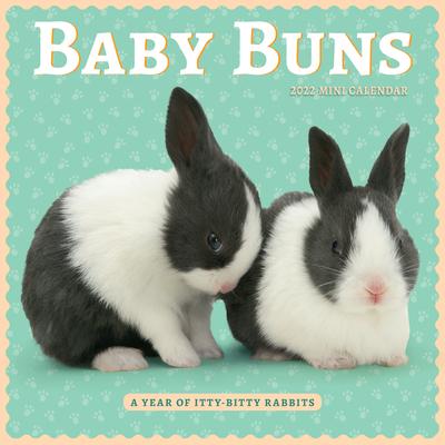 Cover for Baby Buns Mini Wall Calendar 2022