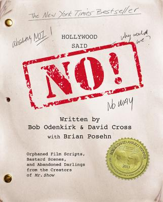 Hollywood Said No! Cover