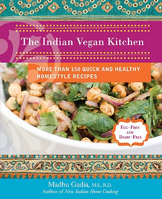 The Indian Vegan Kitchen Cover