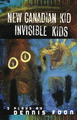 New Canadian Kid/Invisible Kid Cover Image