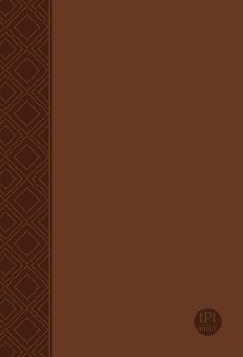The Passion Translation New Testament (Brown): With Psalms, Proverbs and Song of Songs Cover Image