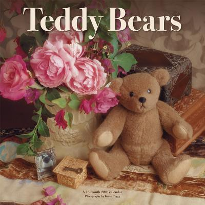 Teddy Bears 2020 Square Wyman Cover Image