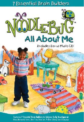 Noodlebug All about Me: 7 Essential Brain Builders [With Music CD] Cover Image