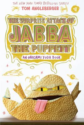 Surprise Attack of Jabba the Puppett (Origami Yoda #4) Cover Image