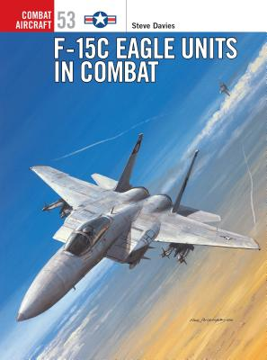 F-15c Eagle Units in Combat Cover