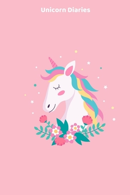 Unicorn Diaries: Unicorn Notebook Diaries for Girls Cover Image