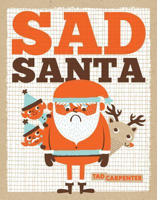 Sad Santa Cover