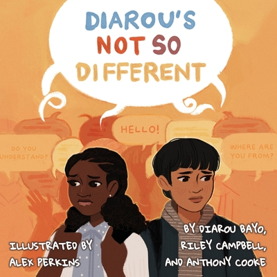 Diarou's Not So Different Cover Image