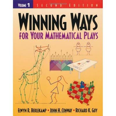 Cover for Winning Ways for Your Mathematical Plays