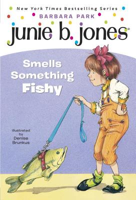 Junie B. Jones #12: Junie B. Jones Smells Something Fishy Cover Image