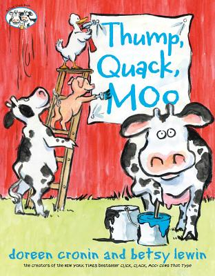 Thump, Quack, Moo Cover