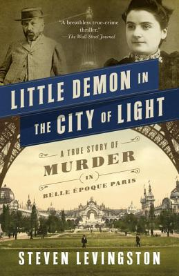 Little Demon in the City of Light Cover