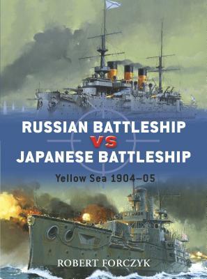 Russian Battleship Vs Japanese Battleship Cover