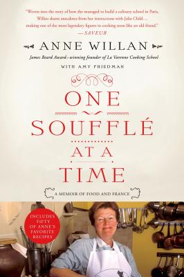 One Souffle at a Time: A Memoir of Food and France Cover Image