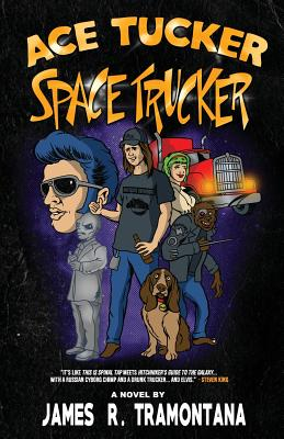 Ace Tucker Space Trucker Cover Image
