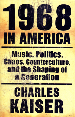 Cover for 1968 in America