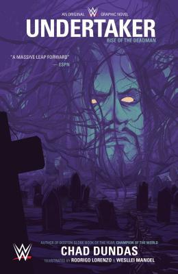 WWE Original Graphic Novel: Undertaker: Undertaker Cover Image