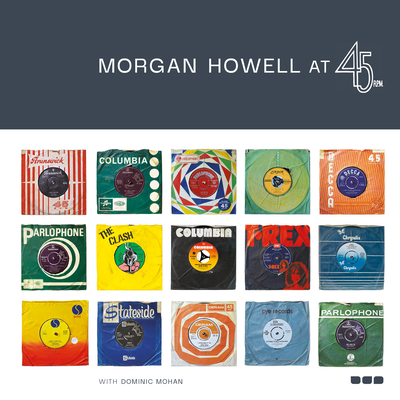 Morgan Howell at 45 RPM Cover Image