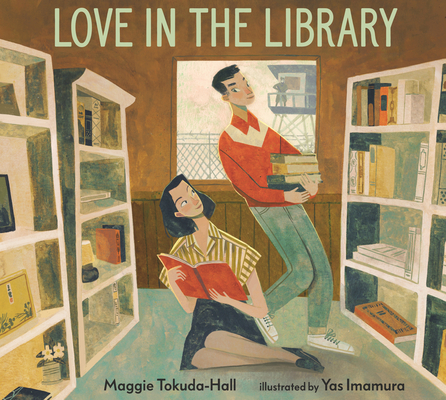 Love in the Library Cover Image