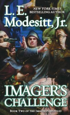 Imager's Challenge: Book Two of the Imager Porfolio (The Imager Portfolio #2) Cover Image